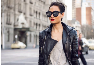 Женские кожаные куртки на Садоводе